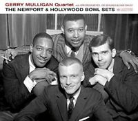 Mulligan, Gerry Quartet with Bob Brookmeyer, Joe Benjamin (New Vinyl)