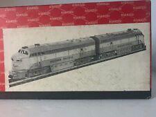 Rivarossi HO SM FM Western Pacific Locomotive Kit Fairbanks Morse Italy MIB