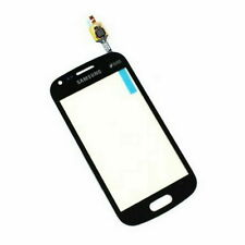 For Samsung Galaxy S7580 Trend Plus Touch Screen Digitiser Glass Lens Dous Black