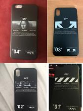 Iphone 7 Plus Case Off White Ebay