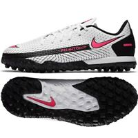 Chaussure de football Nike Phantom Gt Academy Tf Jr CK8484-160 blanc multicolore