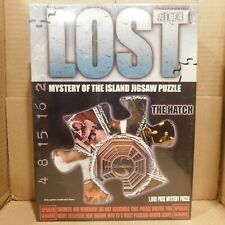 "NEW LOST #1 Mystery of the Island 1000 Piece Jigsaw Puzzle ""The Hatch"""