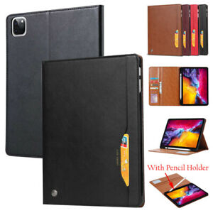 Wallet Leather Stand Shockproof Case Cover For iPad Air 10.9 Pro 11 12.9 in 2021