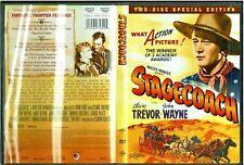 John Wayne: Stagecoach (DVD,  2-Disc Set, Special Edition)