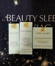 Estee Lauder 3 pc trial: Advance Night Repair Supreme + Synchronized + Supreme