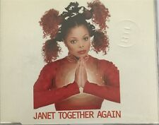 JANET JACKSON : JANET TOGETHER AGAIN [ CLUB MIX ] - [ CD MAXI ]