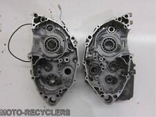 03 YZ250F YZ 250F YZF250 engine cases crankcases case set     135