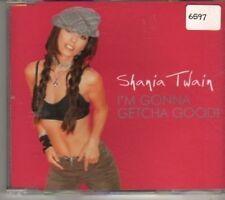 (BX775) Shania Twain,  I'm Gonna Getcha Good! - DJ CD