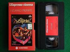VHS=LEGAMI !=L'ESPRESSO CINEMA=I CLASSICI PROIBITI=PEDRO ALMODOVAR
