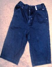 BOYS PAIR OF DOCKERS BLUE PANTS SIZE 18 MONTHS