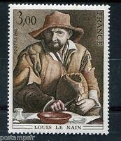 FRANCE 1980, timbre 2108, TABLEAU LOUIS LE NAIN, La famille de paysans, neuf**