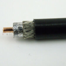 100' Genuine Times Microwave LMR 400 cable.  Custom connector options available.