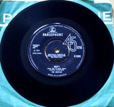 Casi Nuevo Los Beatles Help!/estoy hasta 1965 primera Original 1st prensa