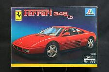 XW093 ITALERI 1/24 maquette voiture 668 Ferrari 348 TB - Ptitoys