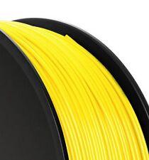 Mitsubishi Verbatim PLA Yellow Colour 3mm 3D Printer Filament 1KG/Roll 55264