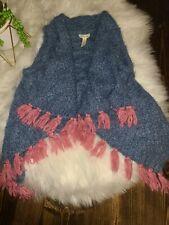 Matilda Jane Make Believe Mirror Image Vest Top size 6 NWOT Girls