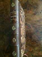 A Daudet, Tartarin de Tarascon. Edition vers 1891.Nombreuses illustrations.