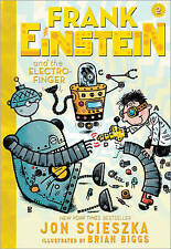 Frank Einstein and the Electro-Finger by Jon Scieszka (Paperback, 2015)