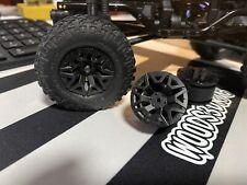 axial 1/24 scx24 1.0 Wheels Custom 3d Printed set Of 4
