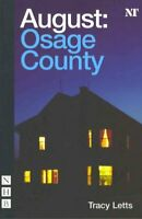 August: Osage County by Tracy Letts 9781848420250 | Brand New | Free UK Shipping