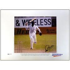Viv Richards signed limited edition print