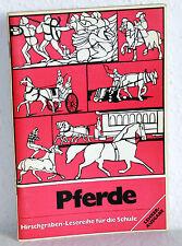 PFERDE - Hirschgraben-Lesereihe für die Schule (Lehrer-Ausgabe) - Fritz Bachmann