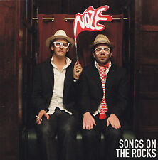 NOZE  ( Nôze ) - CD - SONGS ON THE ROCKS
