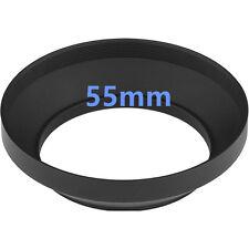 Pare soleil métal 55mm pour objectif Sony DT 18-55 mm F3,5-5,6 SAM II