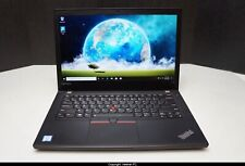 Lenovo ThinkPad T470 laptop Core i7 3.4Ghz 16GB RAM 1080p IPS 512GB SSD 10 Pro