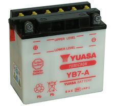 Batterie Yuasa moto YB7-A PIAGGIO PK80 S, XL -