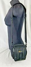 BEST OFFER LOWEPRO ADVENTURA SH 120R II CAMERA CARRYING BAG CASE BLACK MSRP $30