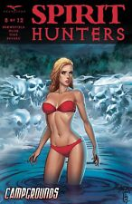 Spirit Hunters 8 Cover C - Grimm Fairy Tales