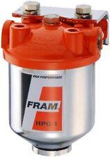 Racing Fuel Filter Fram HPG1 Housing and Filter