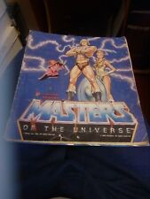 More details for complete panini he man masters of the universe sticker album
