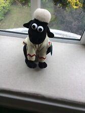 shaun the sheep soft toy