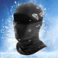 Summer Ice Silk Full Face Mask Cycling Balaclava Sun Ultra UV Protection Cap Hat