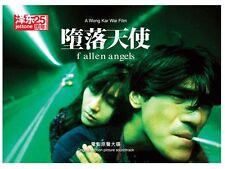 "Wong Kar Wai ""Fallen Angels"" Original Movie Soundtrack (OST) Special Edition CD"