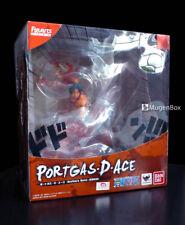 Bandai Figuarts Zero One Piece Extra Battle Portgas D Ace Brother's Bond MISB