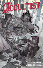 """The Occultist Volume 1 & 2 """"At Death's Door"""" by Tim Seeley TPBs Dark Horse OOP"""
