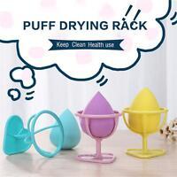 Makeup Stencil Egg Powder Puff Sponge Holder Storage Drying Rack Display Stand A