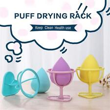 Makeup Stencil Egg Powder Puff Sponge Holder Storage Drying Rack Display Stand A