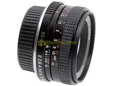 Contax/Yashica obiettivo Yashica DX 50mm. f2. Garanzia. Utilizzabile su digitali