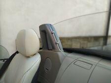 Frangivento bmw z4 e85 cristalloWindschott Windabweiser Echtglas Wind deflector