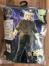 Rubies Costume Little Frankenstien Costume Boys Halloween  3-4 Years