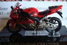 Honda CBR 1000 RR rot  2003  Top 1:24