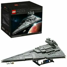 LEGO 75252 Star Wars Ultimate Collector UCS Imperial Star Destroyer NEW & SEALED