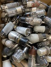 More details for 274x  valve tubes for display test very low / dead - steam punk vintage