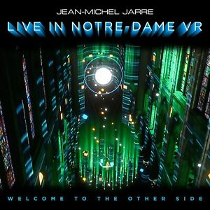 Jean-Michel Jarre - Welcome to the Other Side - CD/Blu-ray + Ltd Binaural D/load