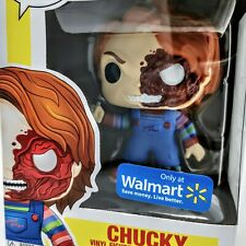 Childs Play 3 - Chucky Half Face #798 (Walmart) Funko Pop! Vinyl Horror