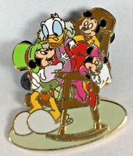 Scrooge Disney Pin LE 300 Christmas Carol 2010 Advent Set #1 Holiday 81280
